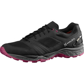 Haglöfs Gram Gravel GT Shoes Dam true black/volcanic pink